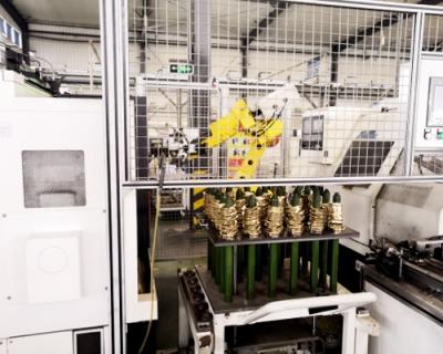 工业机器人对生产带来哪些好处?