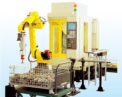 FANUC机器人 M-20iA
